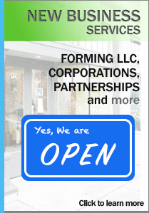 New Business Services by Sanks